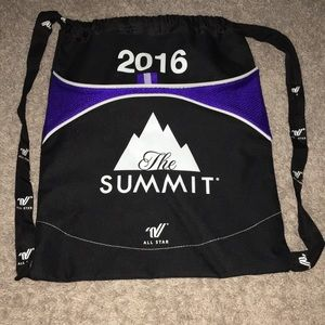 Summit 2016 Draw String Bag